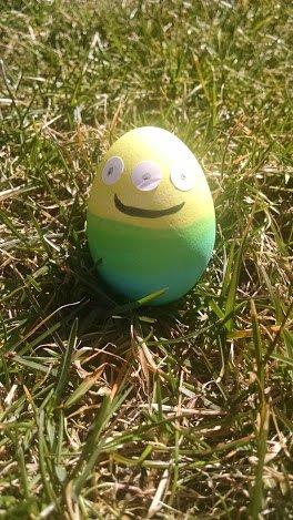 disney eggs alien