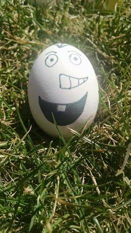 disney eggs olaf