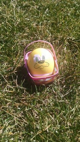 disney eggs pluto