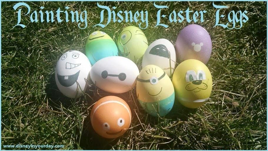 disney eggs