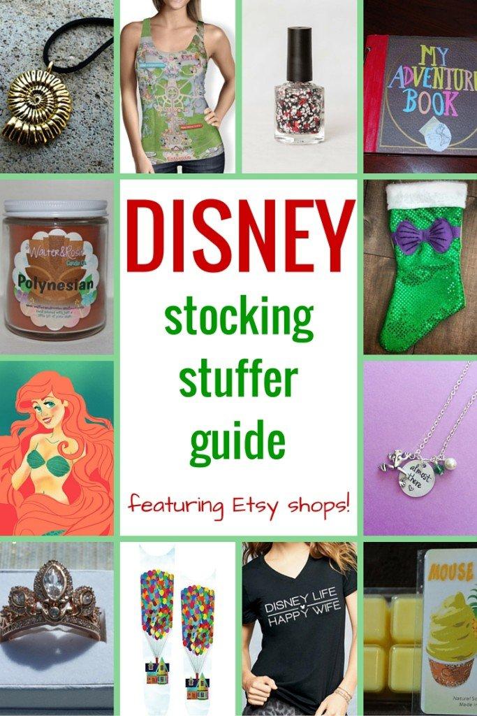 Disney stocking stuffers