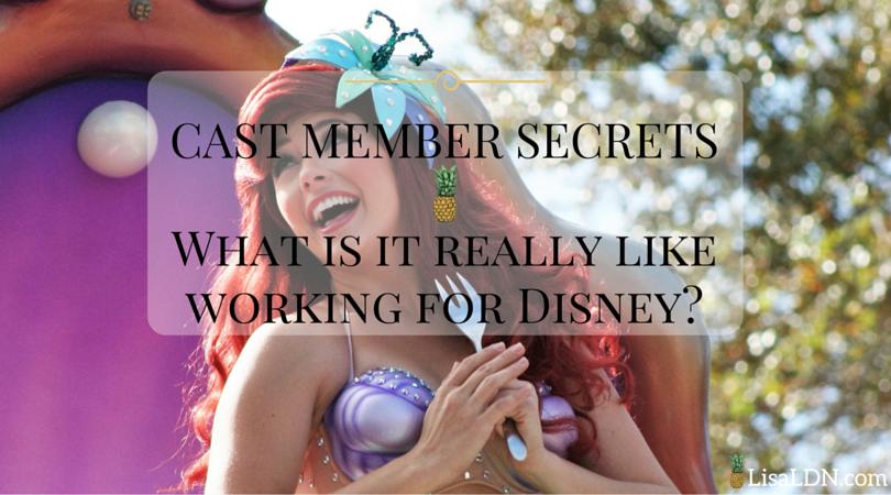 cast member secrets