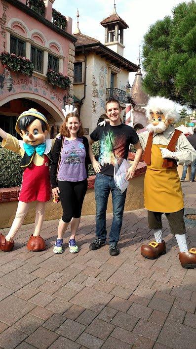 DLP Pinocchio
