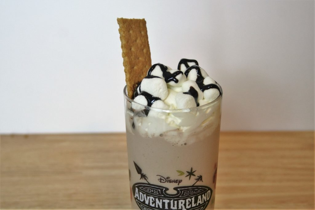 S'mores milkshake - Disney in your Day