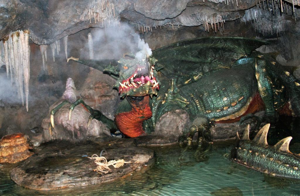 DLP dragon