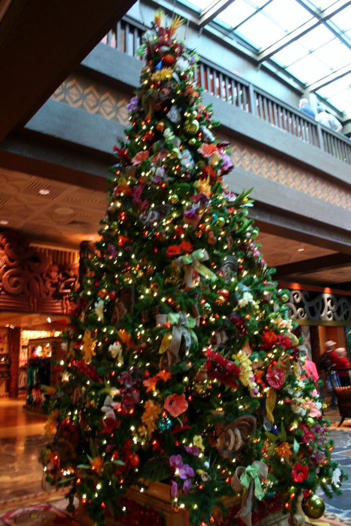 Disney Resorts at Christmas - Disney in your Day