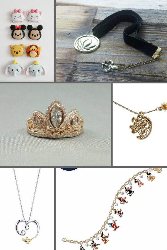 Unique gifts for Disney lovers - Disney jewelry - Disney in your Day