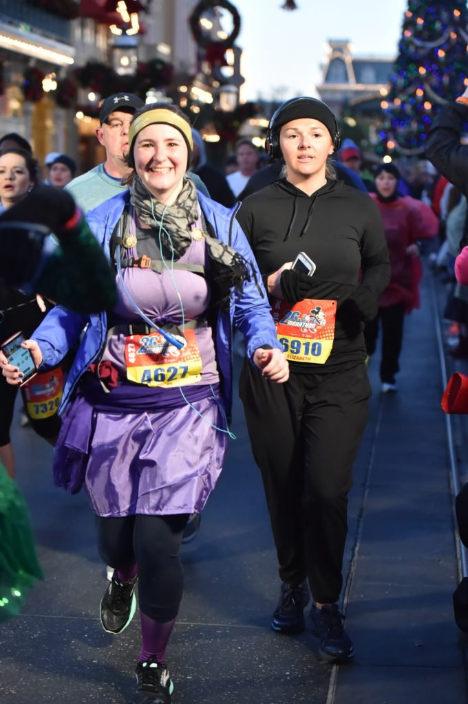 Spectating a RunDisney event - Disney in your Day