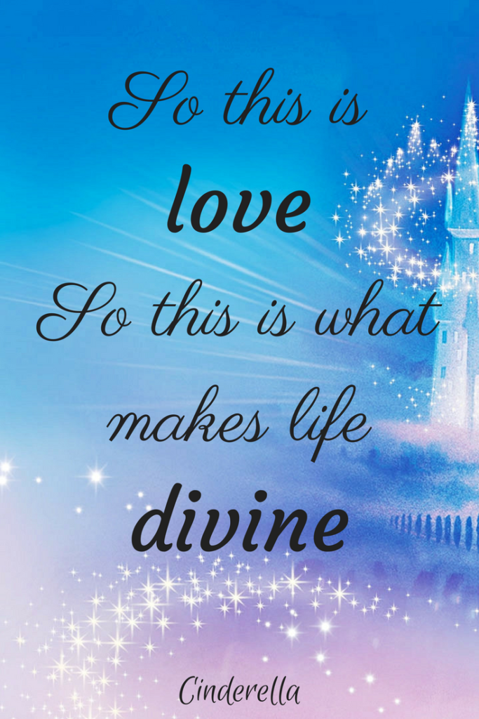 Disney Love Quotes - Disney in your Day Disney Love Quotes And Sayings