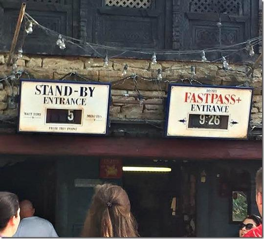 Fastpass mistakes to avoid - Disney in your Day