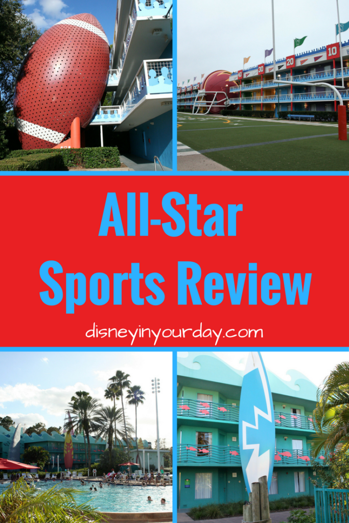 All-Star Sports - Disney in your Day