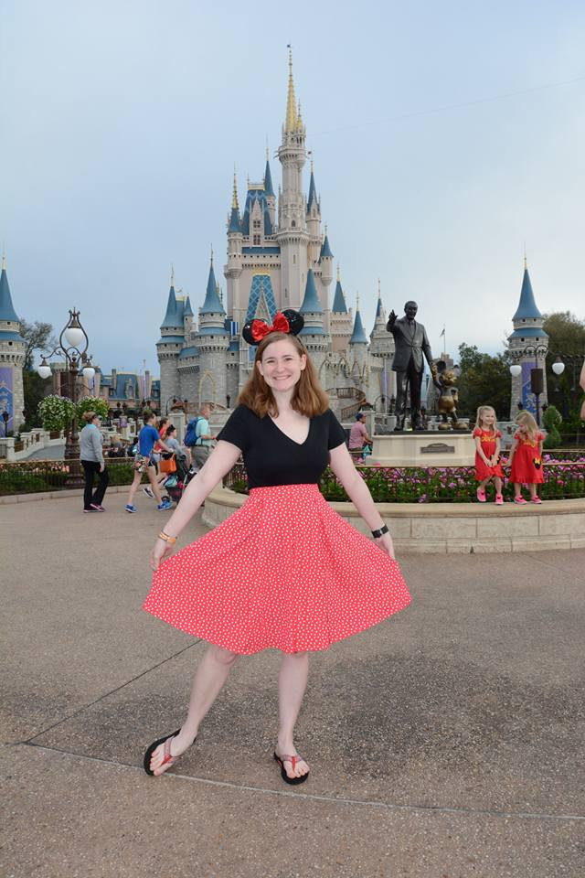 Minnie Mouse Disney Bound - Disney in your Day