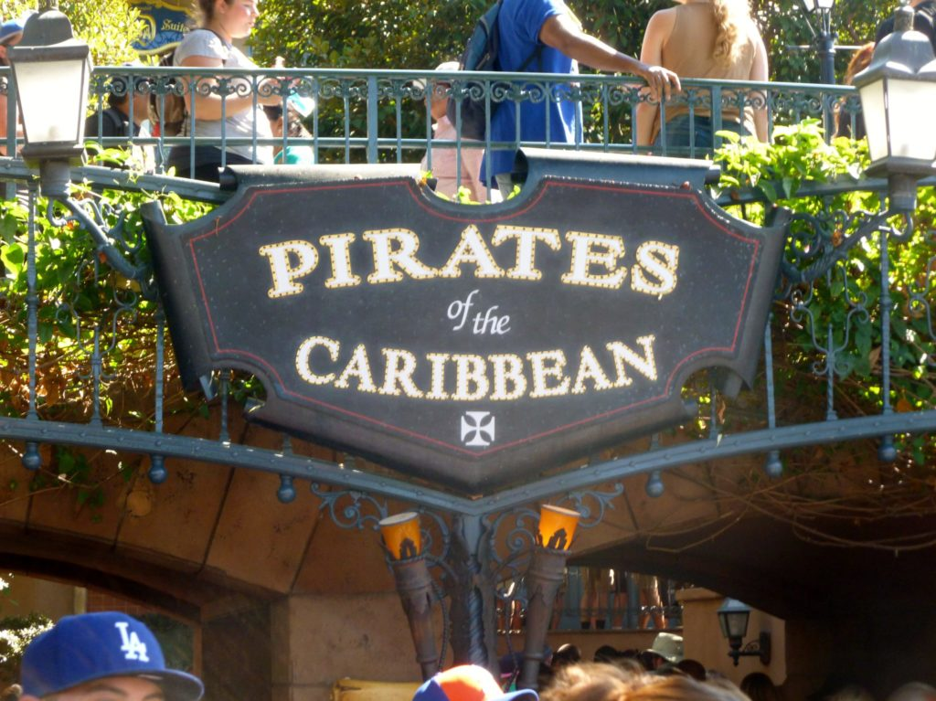 things you may not know about Pirates of the Caribbean - Disney in your Day