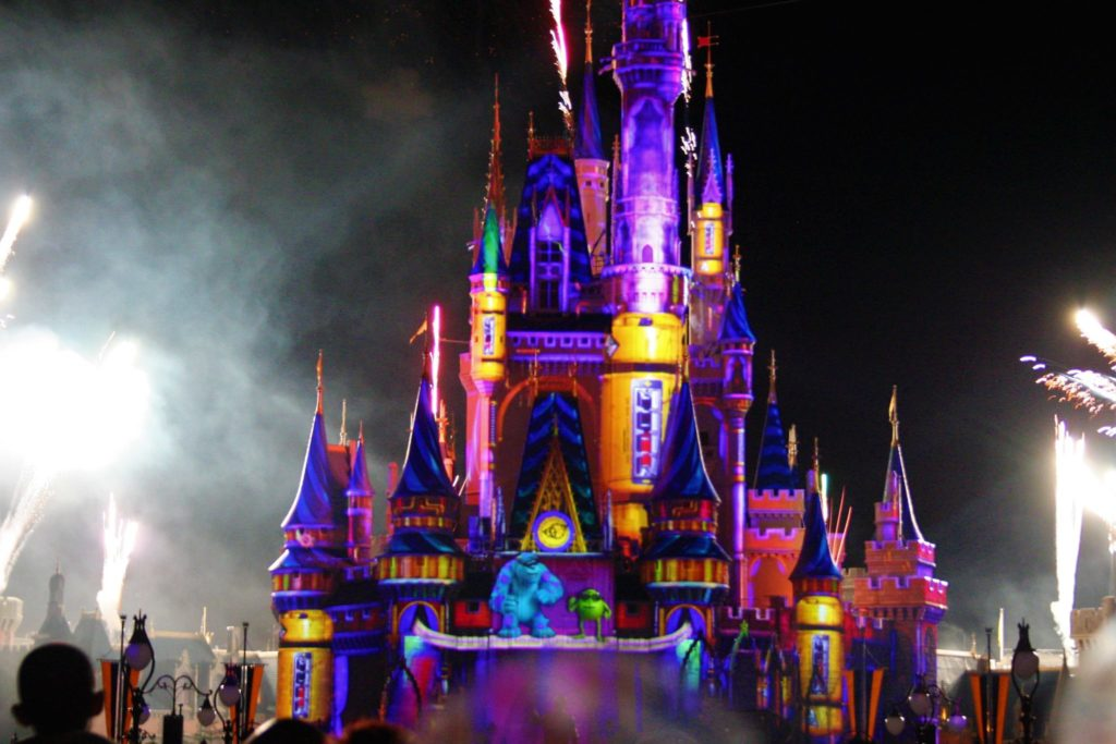 Happily Ever After fireworks - Disney in your Day