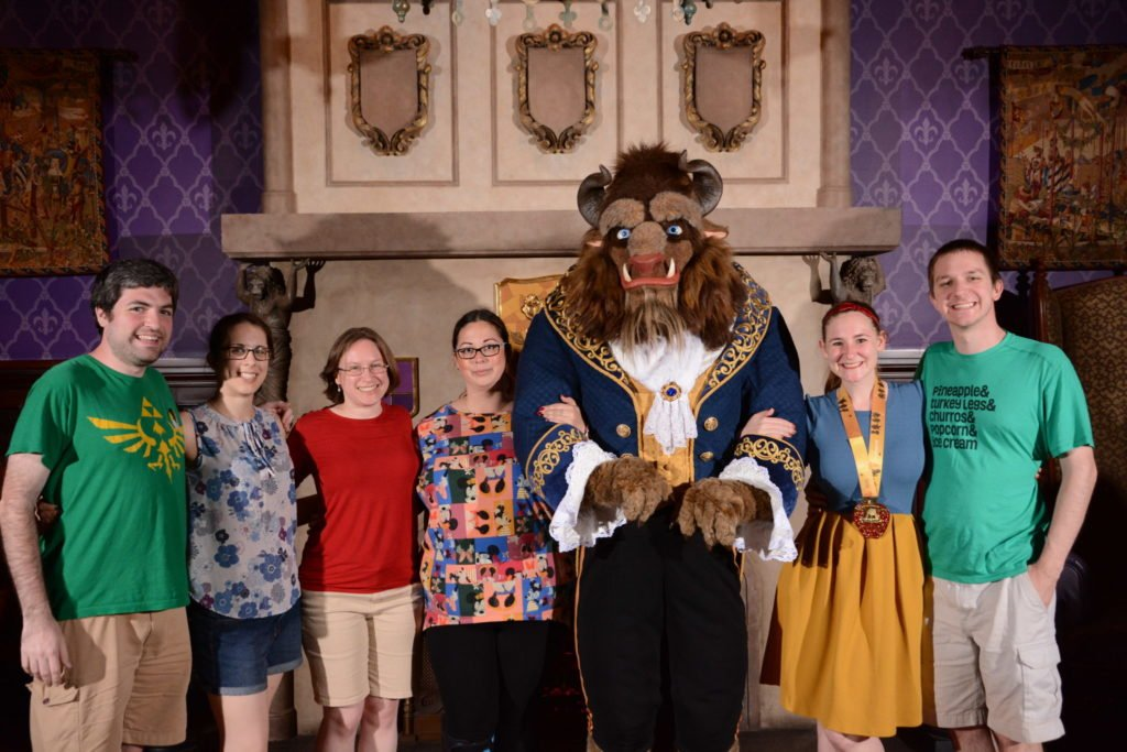 Be our Guest - Disney in your Day