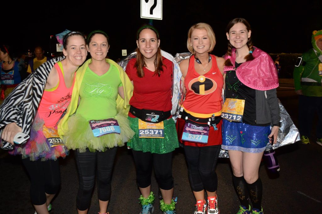 pack for a RunDisney trip - Disney in your Day