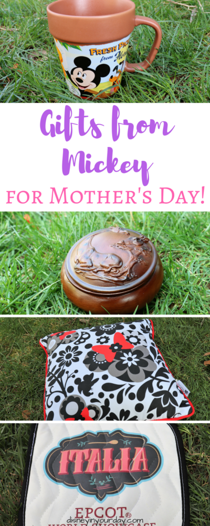 Gifts from Mickey for Mother's Day - Disney in your day