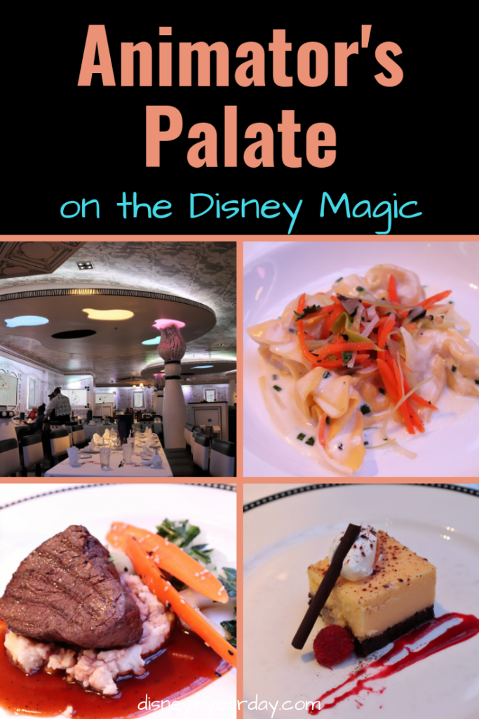 Animator's Palate - Disney in your Day