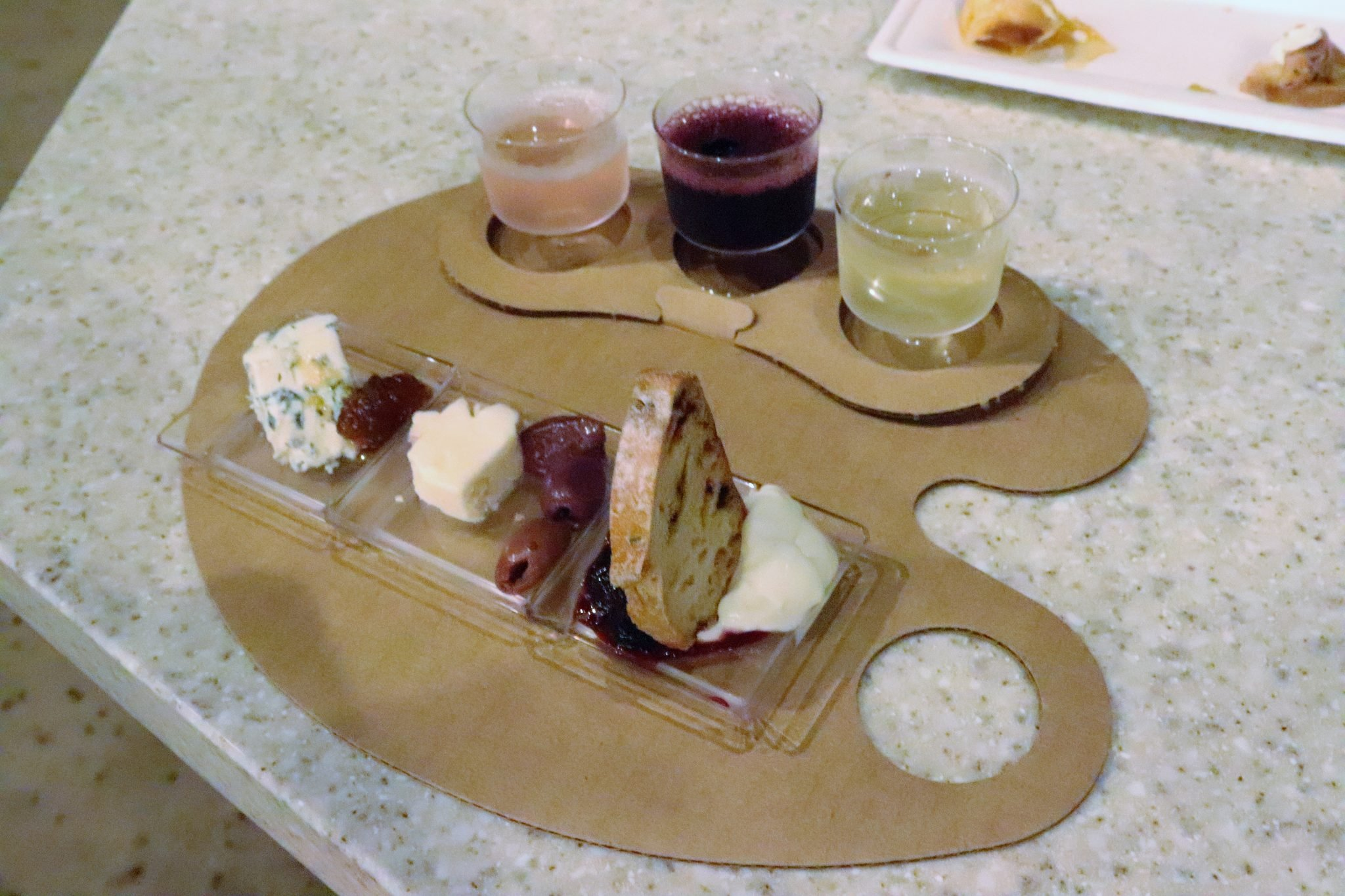cheese at Epcot Food and Wine Festival - Disney in your Day