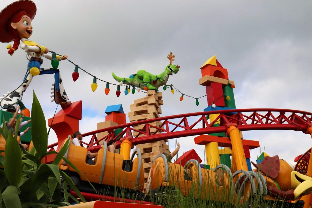 Toy Story Land Christmas - Disney in your Day