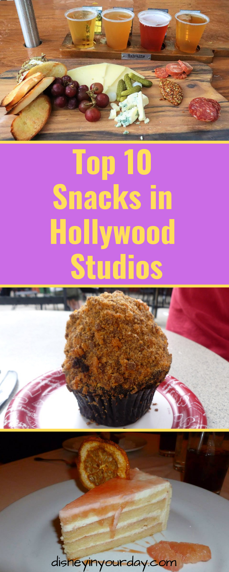 snacks in Hollywood Studios - Disney in your Day