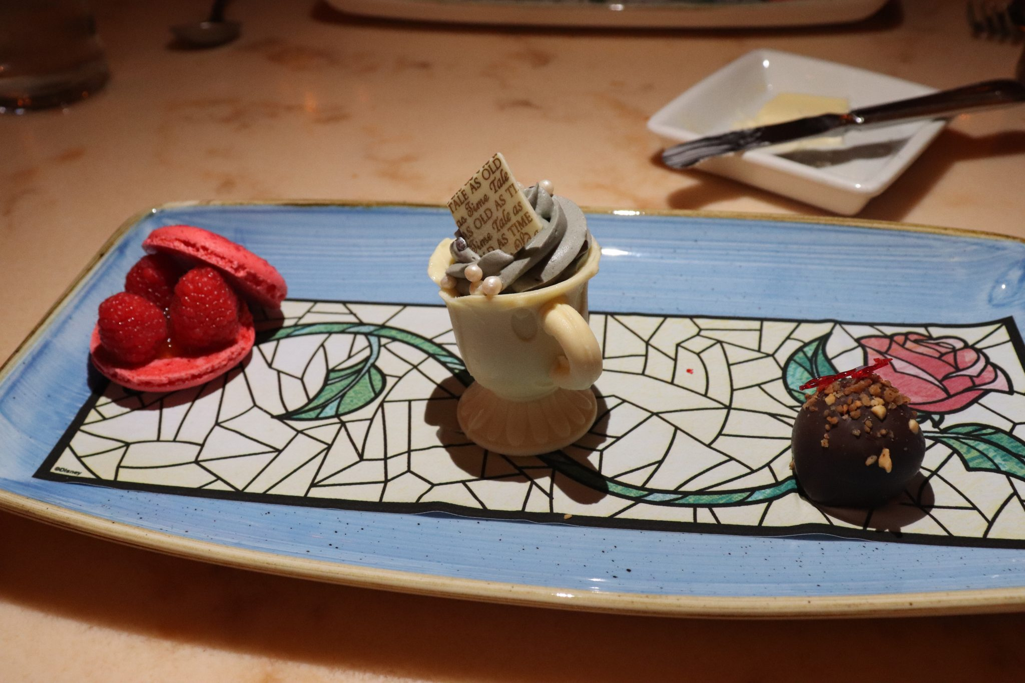 Be our Guest signature menu - Disney in your Day