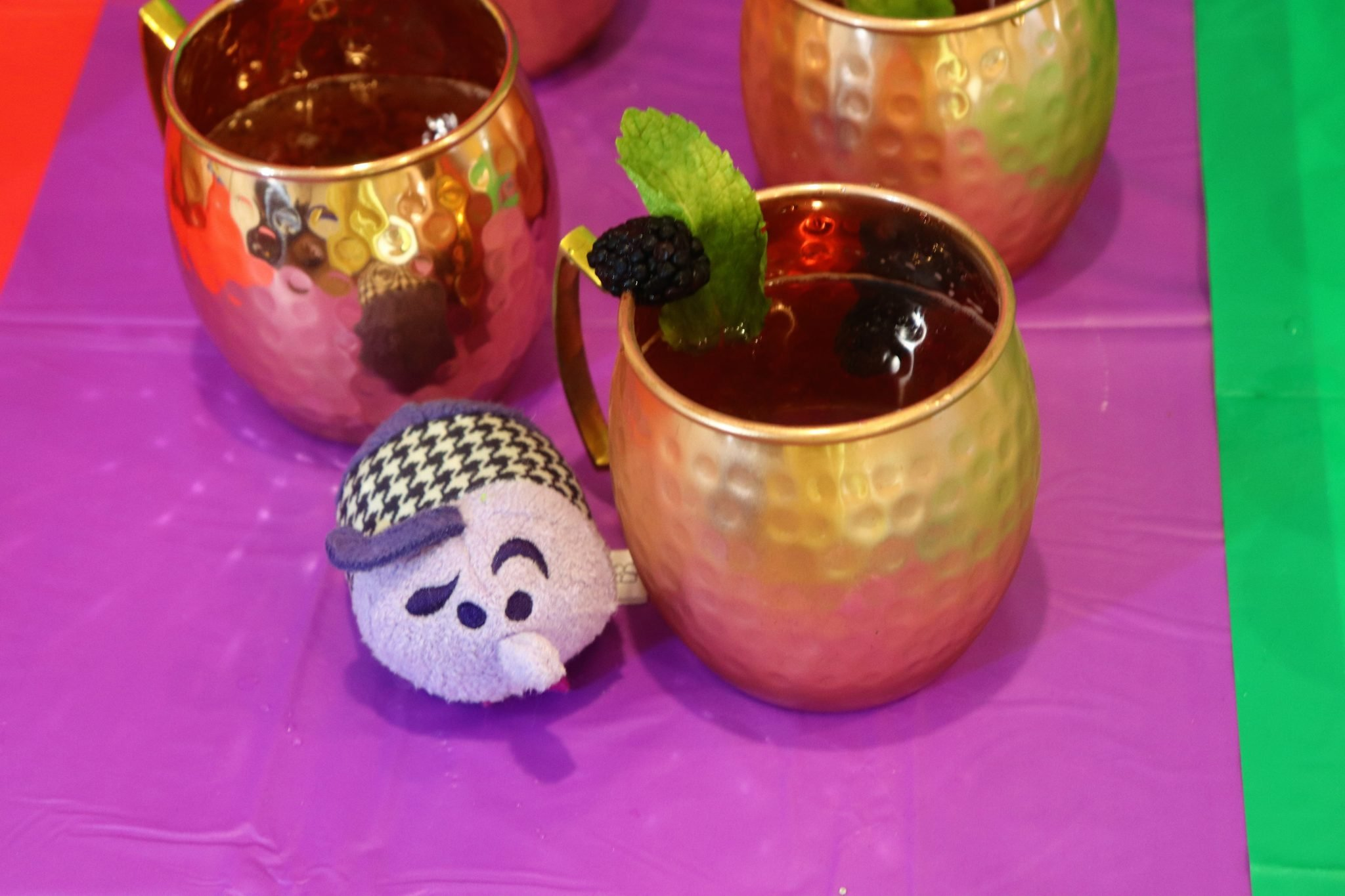 Inside Out cocktails - Disney in your Day