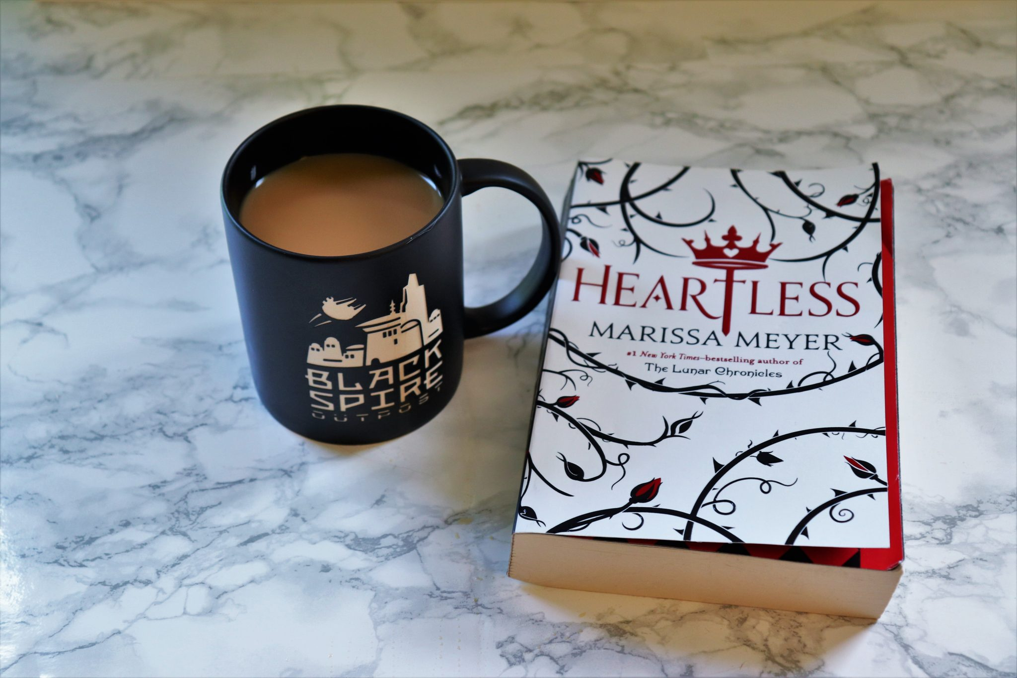 Heartless book review - Disney in your Day