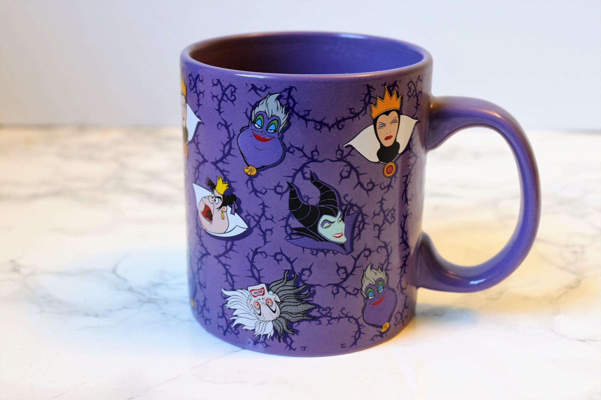 Disney villains mug - Disney in your Day