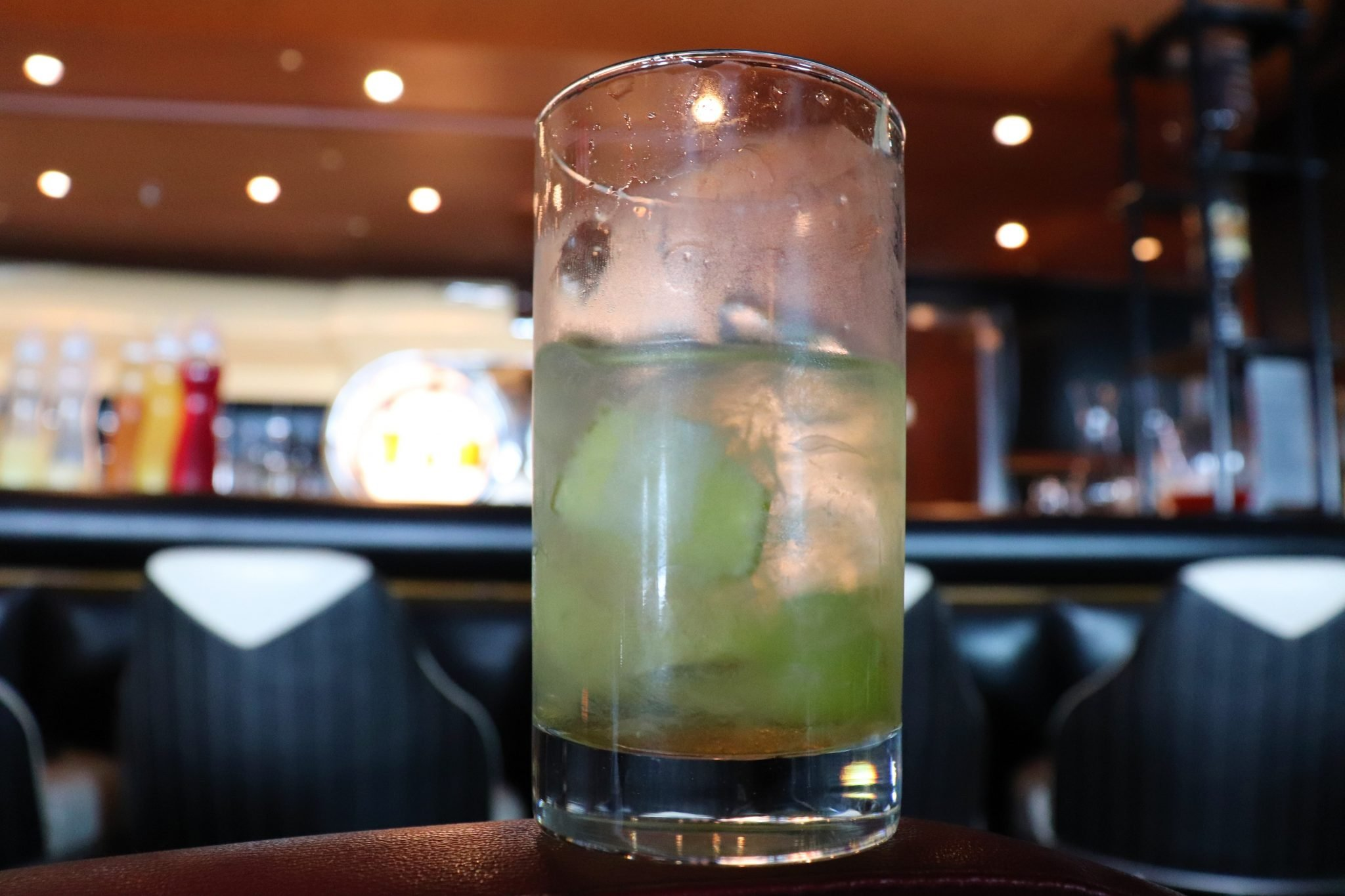 Mojito tasting on Disney Cruise - Disney in your Day