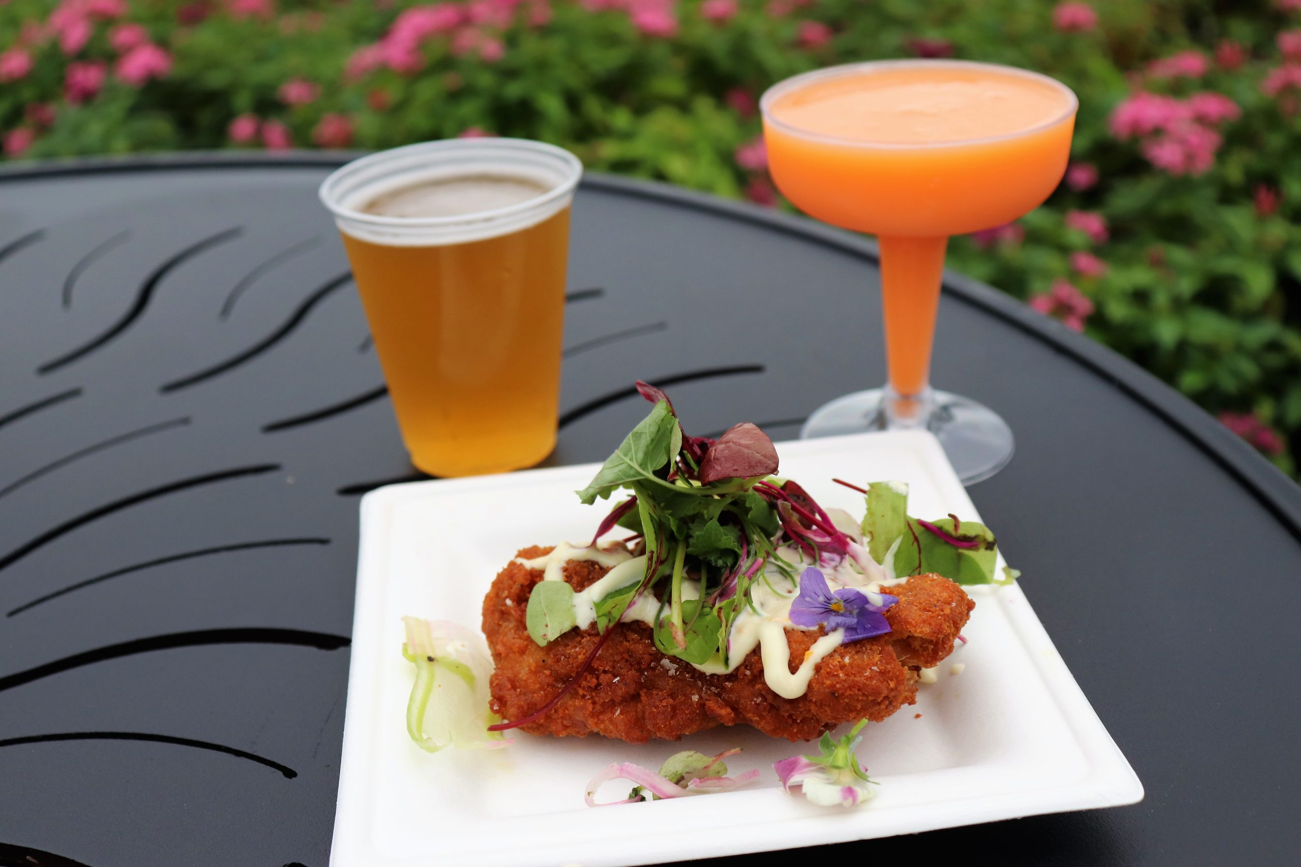 2021 Festival of the Arts food - Disney in your Day