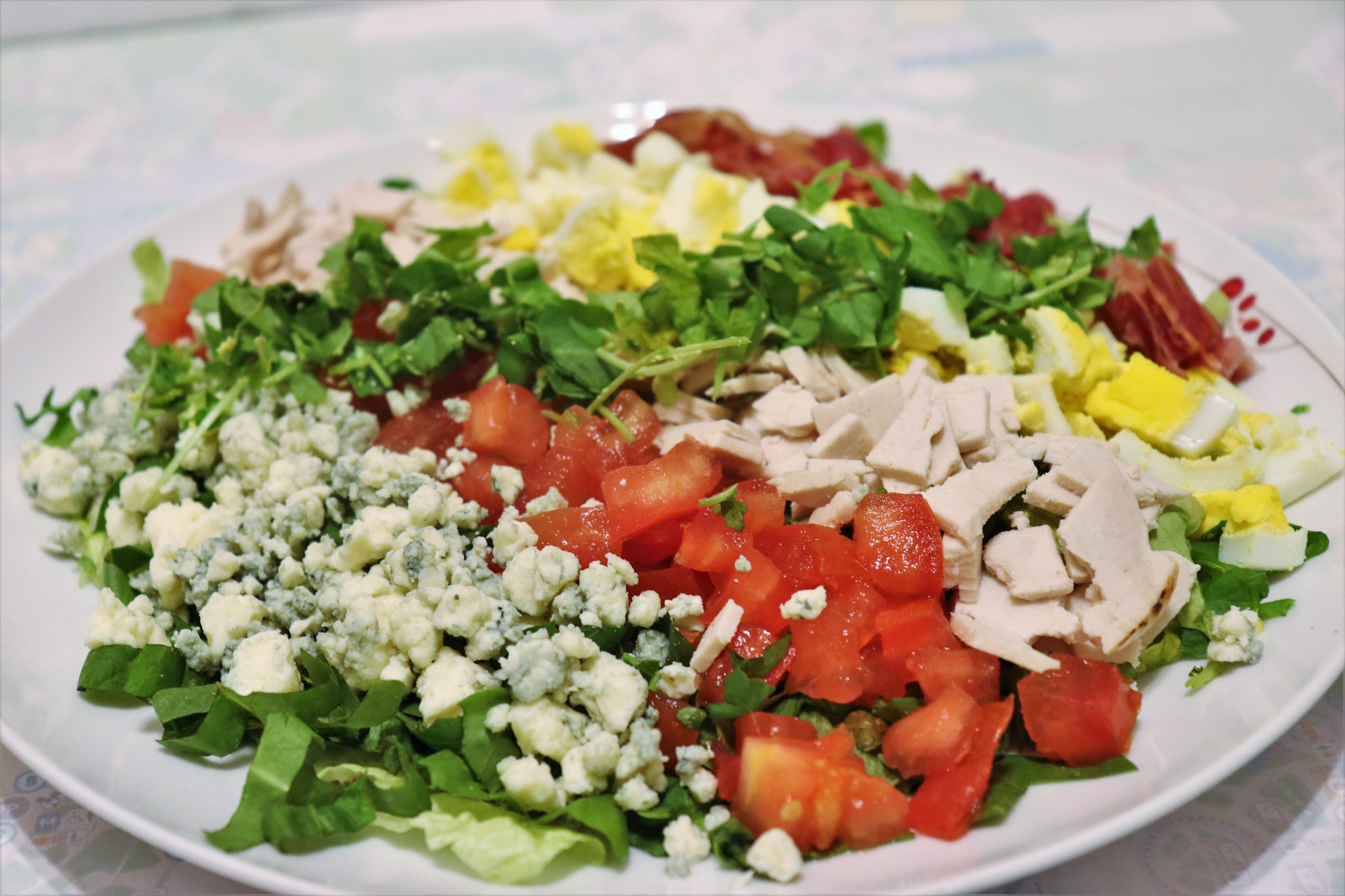 Brown Derby cobb salad recipe - Disney in your day