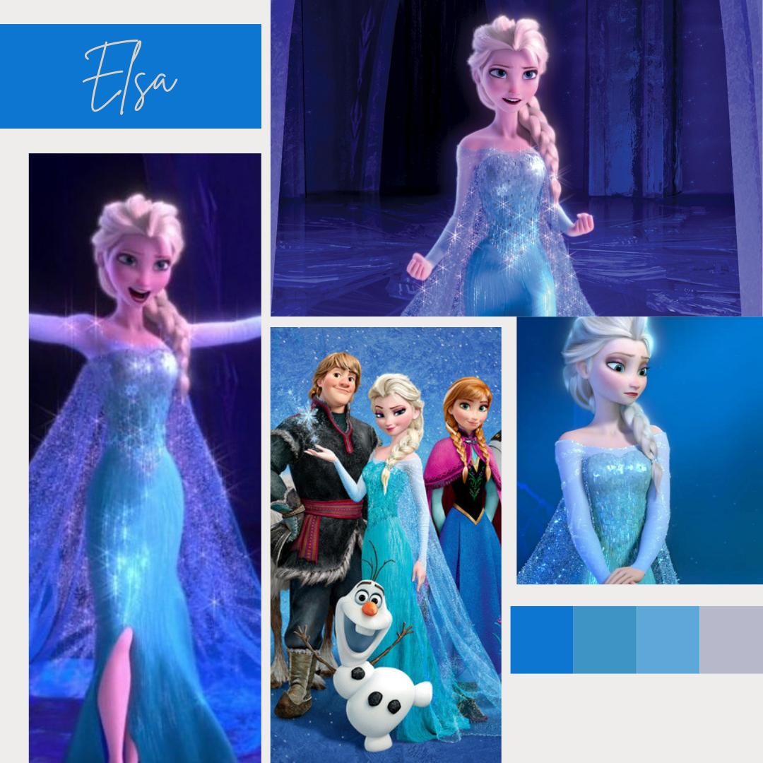 Elsa Disneybound - Disney in your Day