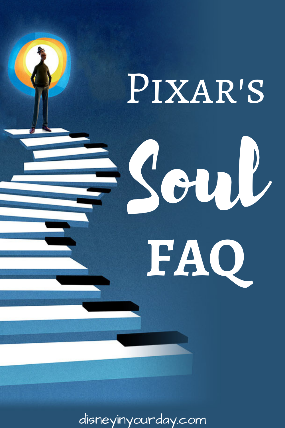 questions about Pixar's Soul - Disney in your Day