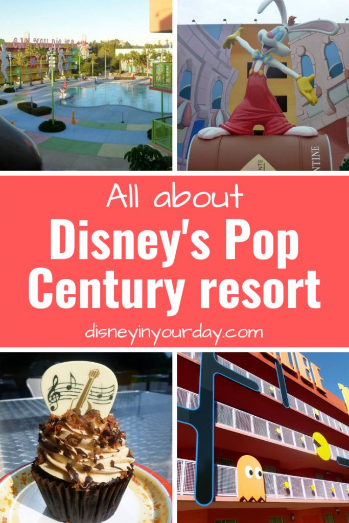Disney's Pop Century - Disney in your Day