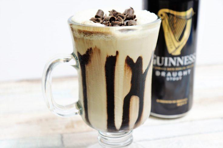 Guinness Baileys Milkshake recipe from Epcot
