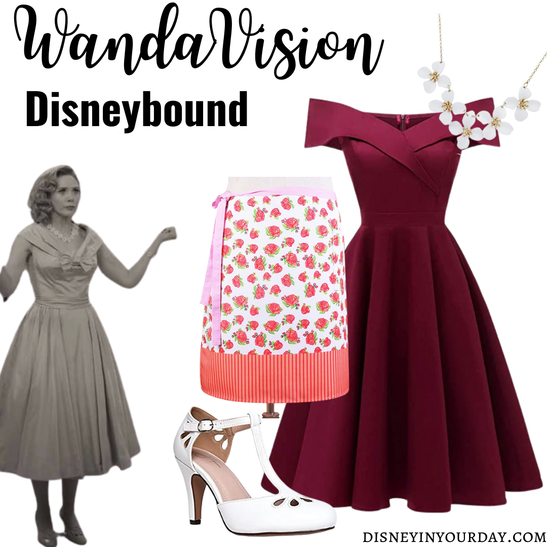 WandaVision disneybound - Disney in your Day