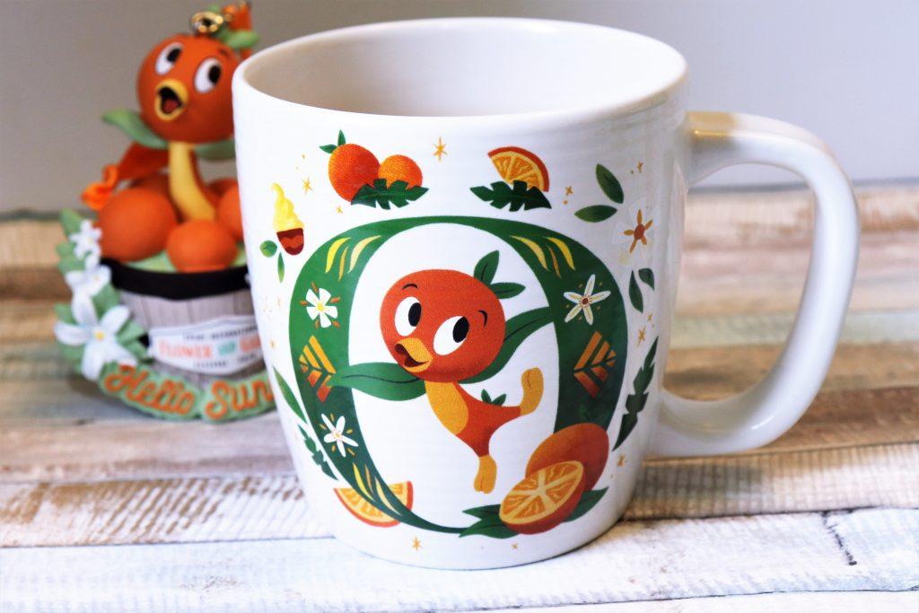 orange bird mug - Disney in your Day