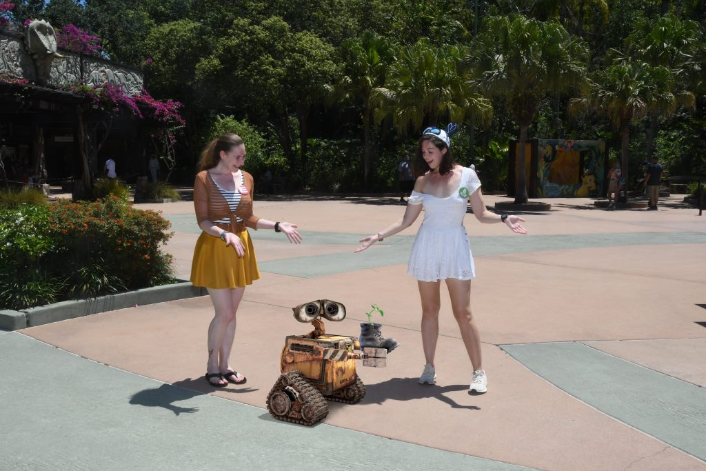 Wall-e Disneybound - Disney in your Day