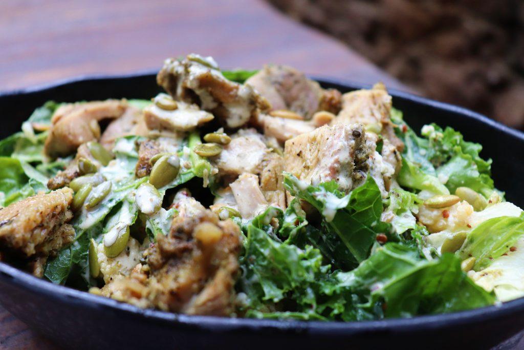 Docking Bay 7 - Roasted Endorian Chicken salad