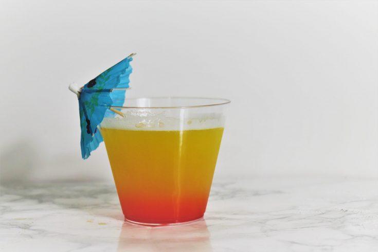 Tokyo Sunset cocktail recipe