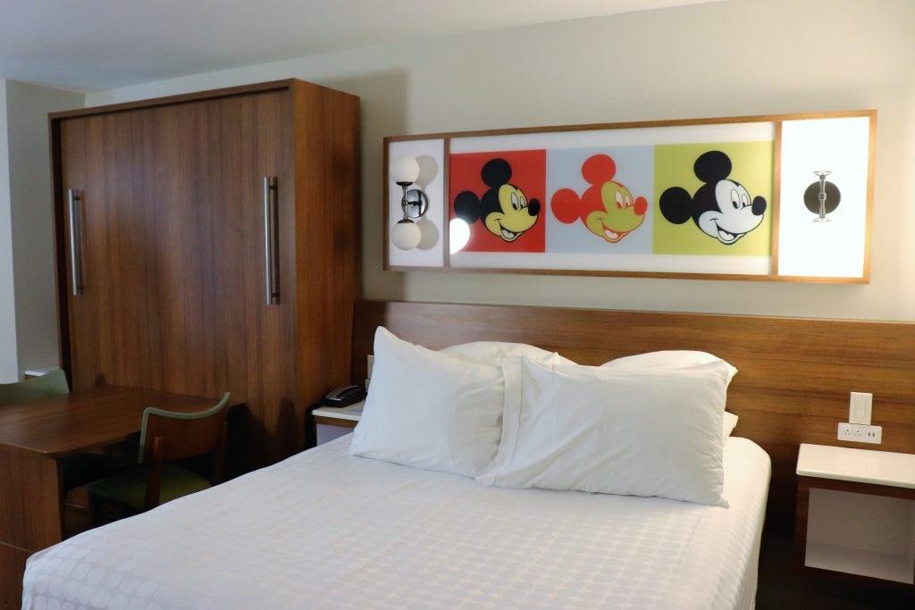 Pop Century room - Disney in your Day