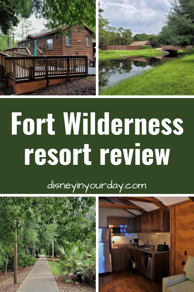 Fort Wilderness review - Disney in your Day