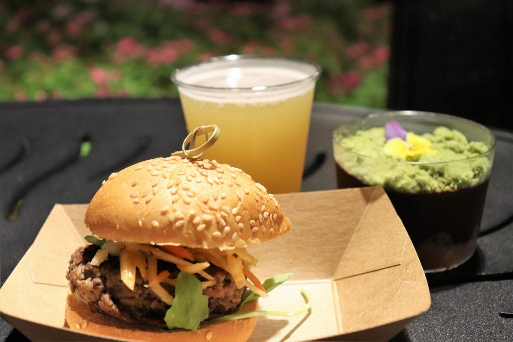 Food and Wine Festival food booths - Disney in your day