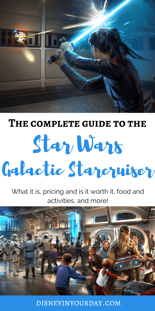 Star Wars: Galactic Starcruiser - Disney in your Day