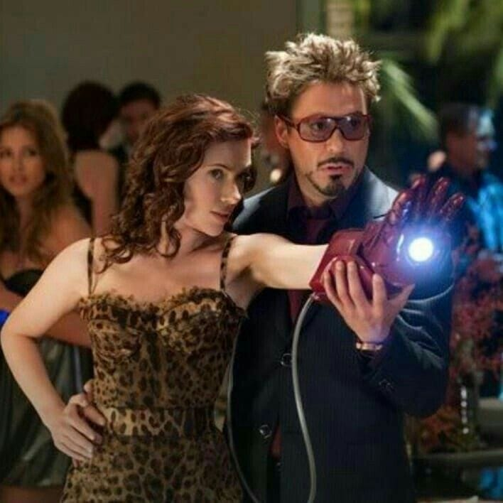 Marvel Movie marathon Iron Man 2 - Natasha Romanoff