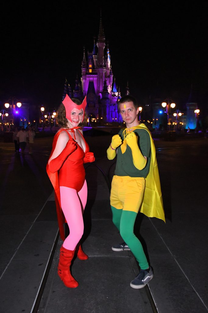 Disney's Boo Bash After Hours event - Disney in your Day