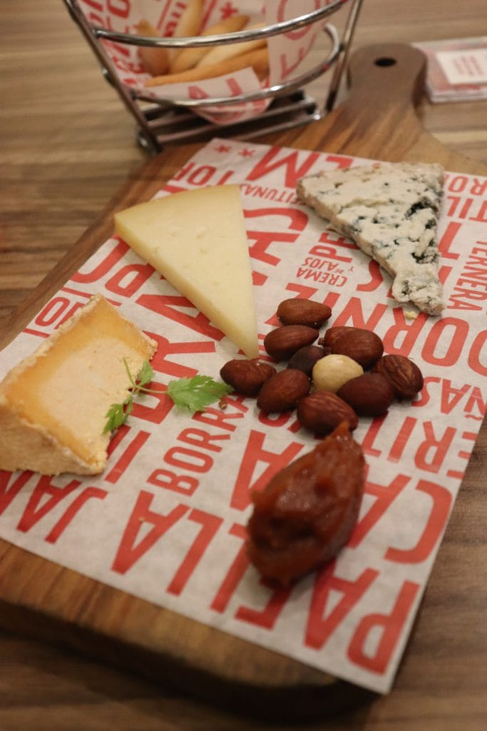 Jaleo Disney Springs cheese