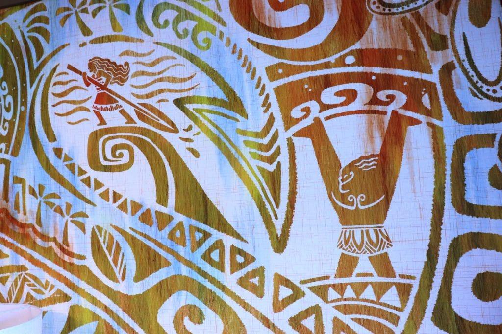Disney's Polynesian room with Moana theme- Disney in your Day