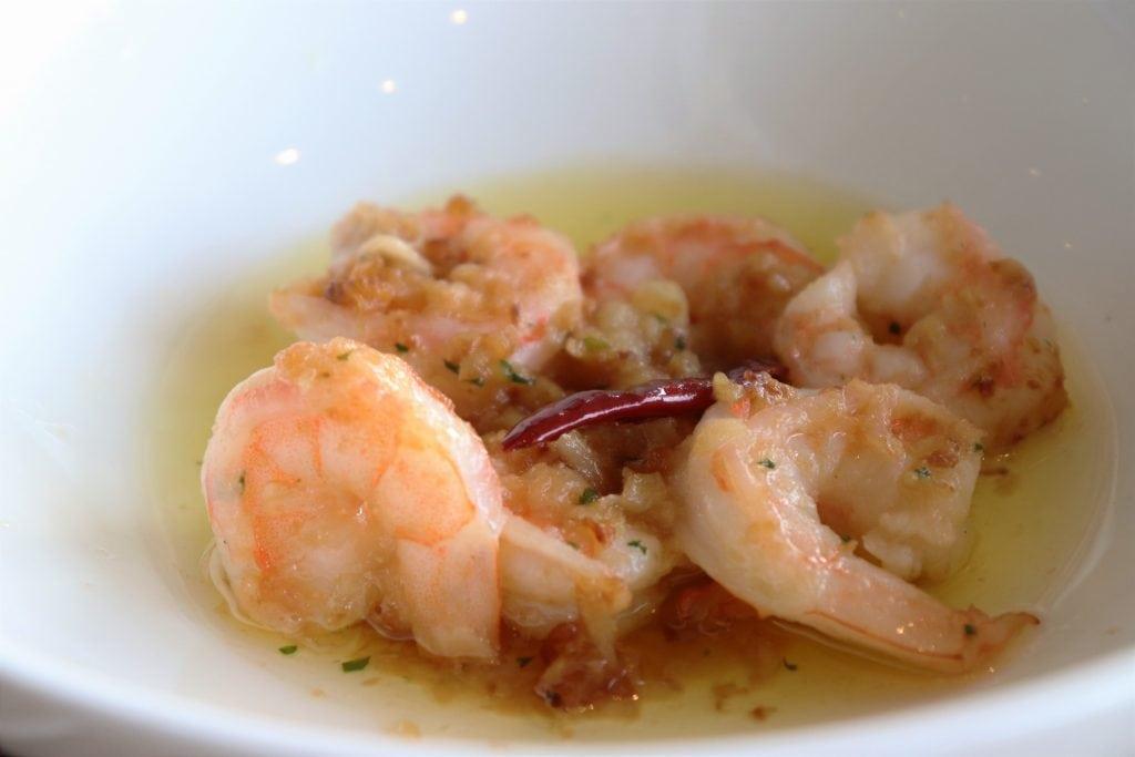 Jaleo Disney Springs  shrimp